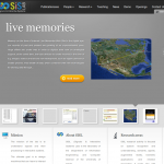 Sisl web site online